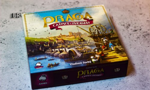 PRAGA CAPUT REGNI // Bilder vom Spiel