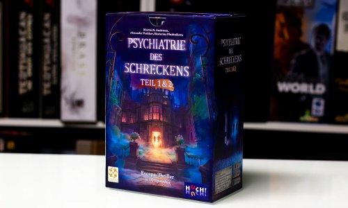 PSYCHIATRIE DES SCHRECKENS TEIL 1&2 // Erste Bilder