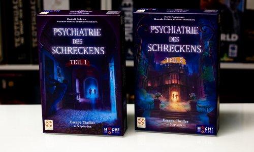 TEST // PSYCHIATRIE DES SCHRECKENS TEIL 1&2
