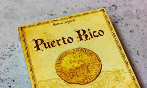 PUERTO RICO // Bilder vom Spiel
