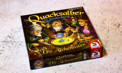 DIE QUACKSALBER VON QUEDLINGBURG // Bilder von