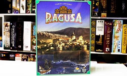 RAGUSA // Erste Bilder vom Spiel