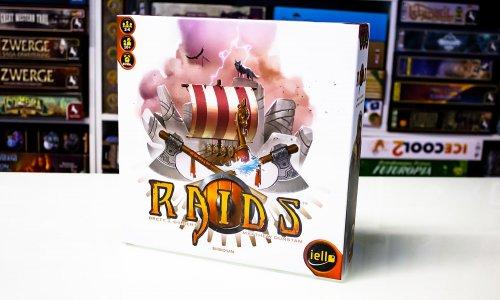 TEST // Raids