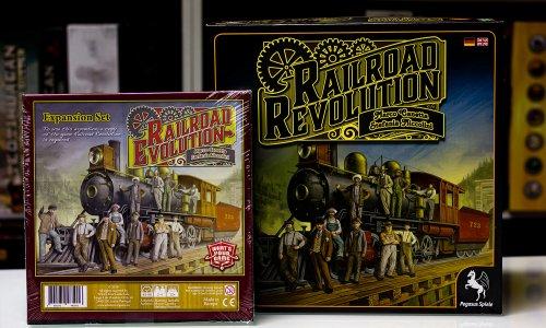 RAILROAD EVOLUTION // Erweiterung für Railroad Revolution