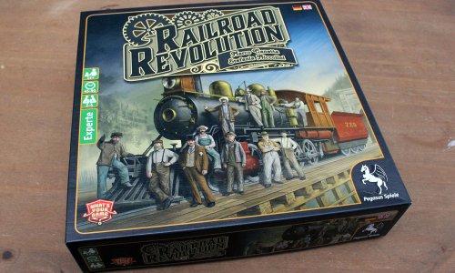 Angebot // Railroad Revolution aktuell für nur 25,30 € zu kaufen