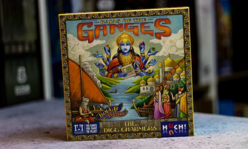 TEST // RAJAS OF THE GANGES - THE DICE CHARMERS