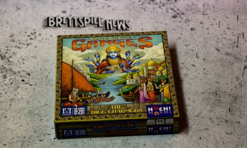 RAJAS OF THE GANGES – THE DICE CHARMERS // Bilder vom Spiel