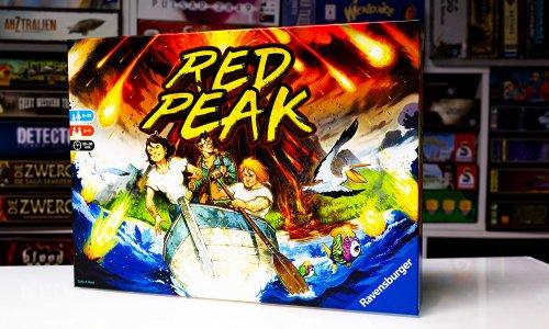 RED PEAK // Das Spielmaterial