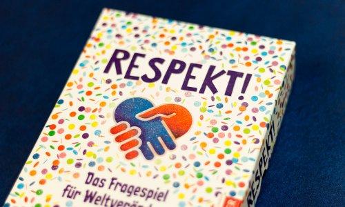 RESPEKT! Das Fragespiel für Weltveränderer // Bilder des Spiels