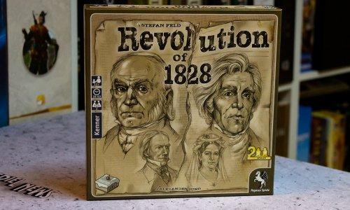 TEST // REVOLUTION OF 1828