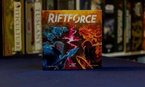 TEST // RIFTFORCE