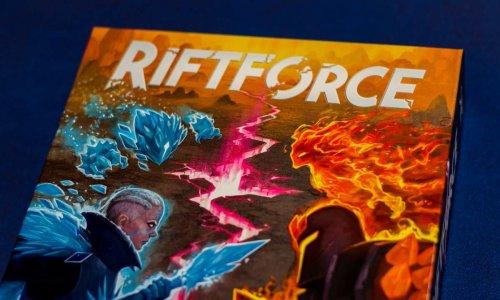 RIFTFORCE // Bilder des Spiels