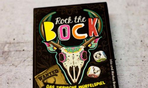 ROCK THE BOCK // beim moses. Verlag erschienen