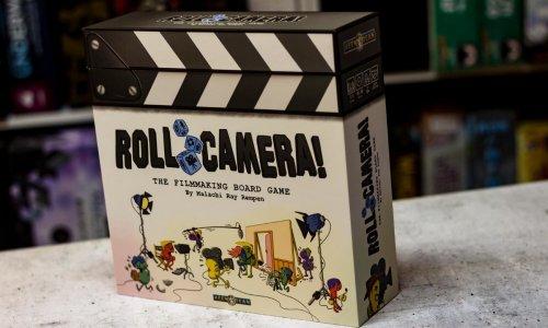 ROLL CAMERA! THE FILMMAKING BOARD GAME // plane eigene Filme