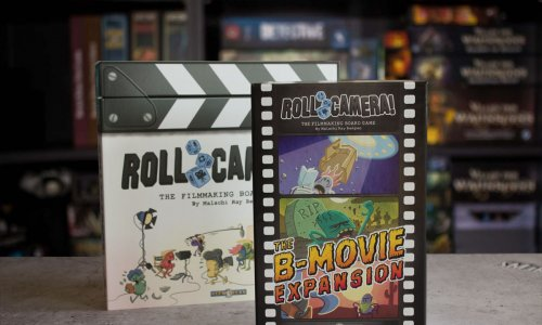 Prototyp | Roll Camera: The B-Movie Expansion
