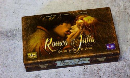 ROMEO & JULIA // ist erschienen