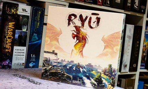 TEST // RYU