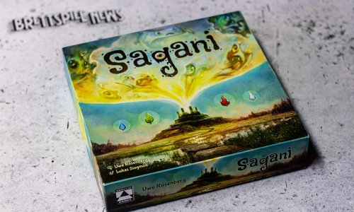 SAGANI // Bilder vom Prototyp