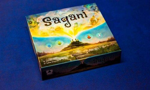 SAGANI // Bilder des Spiels