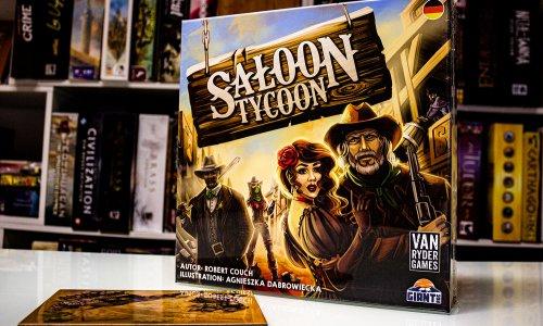 SALOON TYCOON // Deutsche Version erhältlich