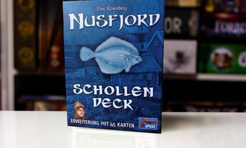 TEST // Nusfjord: Schollendeck