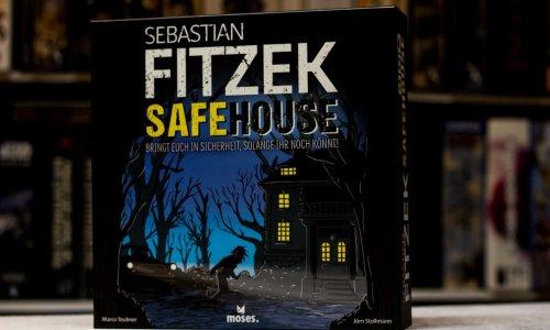 SEBASTIAN FITZEK – SAFEHOUSE // Spiel aus dem Jahr 2017