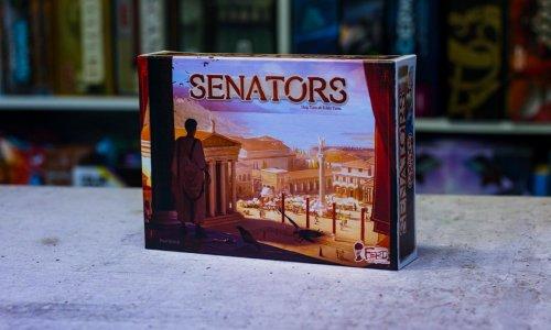 SENATORS // deutsche Version wieder verfügbar