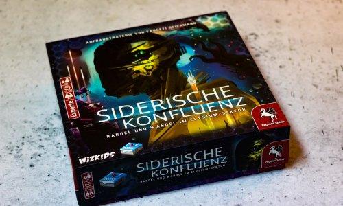 SIDERISCHE KONFLUENZ // Bilder vom Spiel