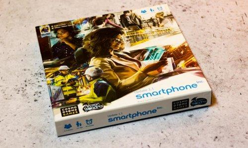 SMARTPHONE INC: STATUS UPDATE // Bilder des Spielmaterials