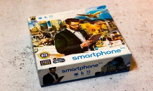 SMARTPHONE INC // Bilder des Spielmaterials