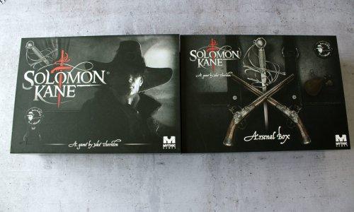 SOLOMON KANE // Bilder des Spielmaterials