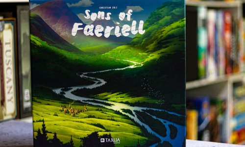 Angespielt // SONS OF FAERIELL
