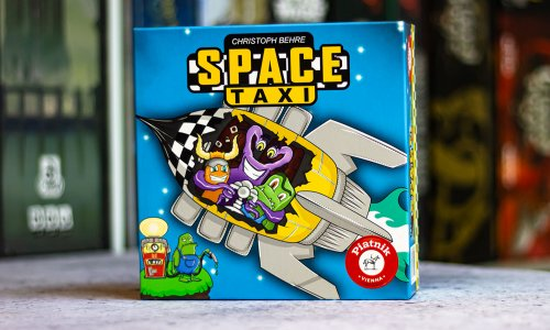 TEST // SPACE TAXI