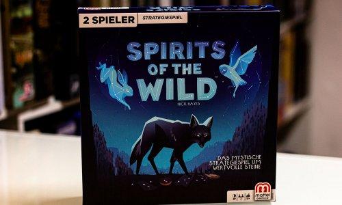 SPIRITS OF THE WILD // Bilder vom Spiel