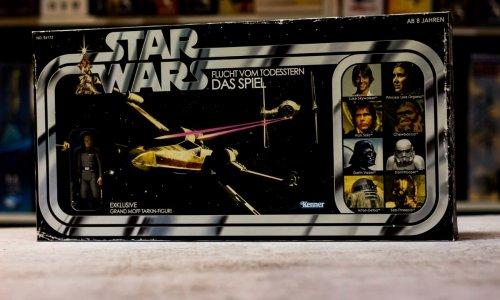 STAR WARS: FLUCHT VOM TODESSTERN – DAS SPIEL // aus dem Jahr 1977