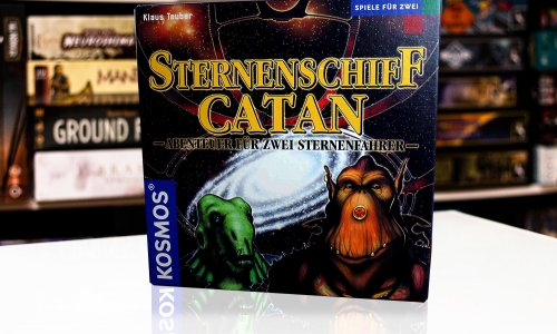 TEST // Sternenschiff Catan