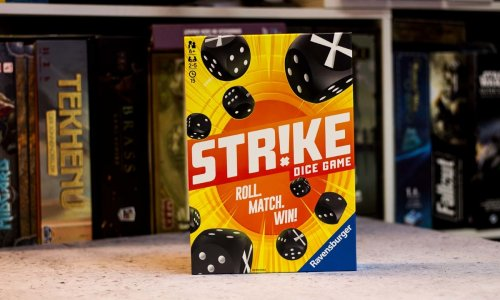 TEST // STRIKE – DICE GAME