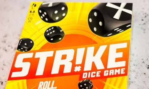 STRIKE – DICE GAME // Bilder des Spiels