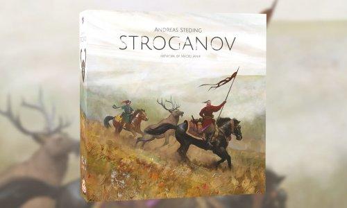 STROGANOV // startet am 15.02. auf Kickstarter