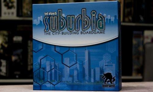 SUBURBIA // Spiel aus 2012 wieder verfügbar