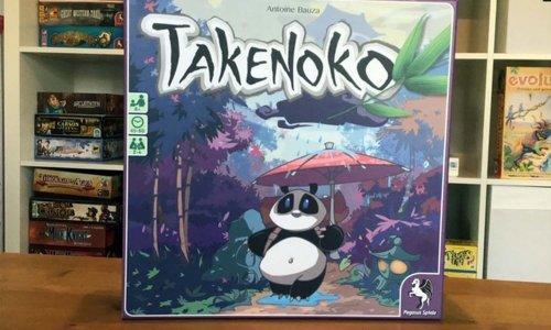 TEST // TAKENOKO