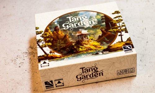 TANG GARDEN // Bilder des Spiels