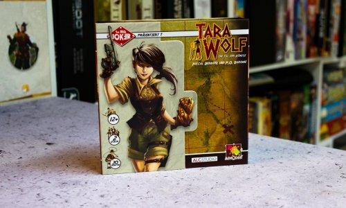 TEST // TARA WOLF - IM TAL DER KÖNIGE
