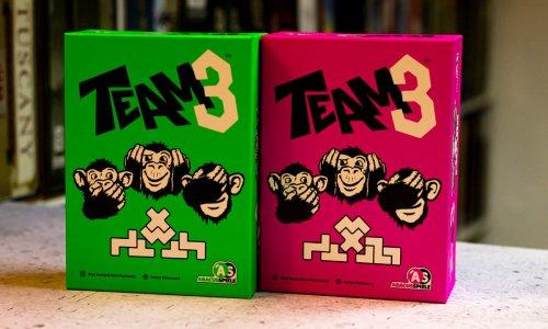 TEST // TEAM 3 PINK