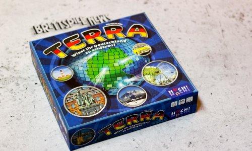 TERRA DEUTSCHLAND //  Bilder des Spielmaterials