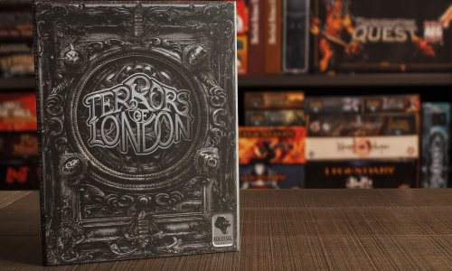 TEST // TERRORS OF LONDON