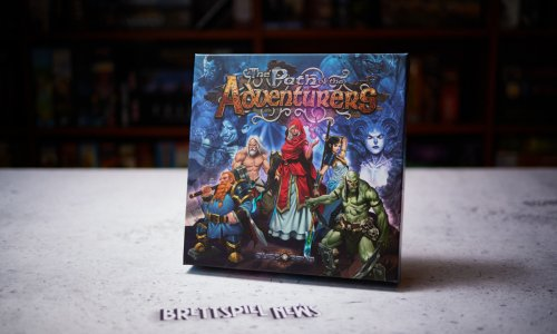 Test | The Path of the Adventurers