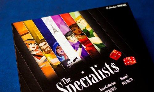 THE SPECIALISTS // Bilder des Spiels