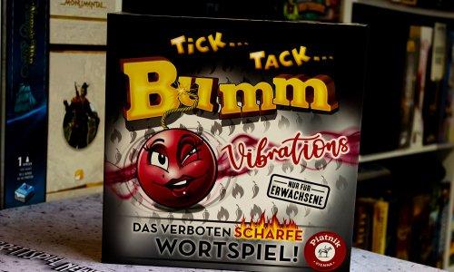 TEST // TICK... TACK... BUMM - VIBRATIONS