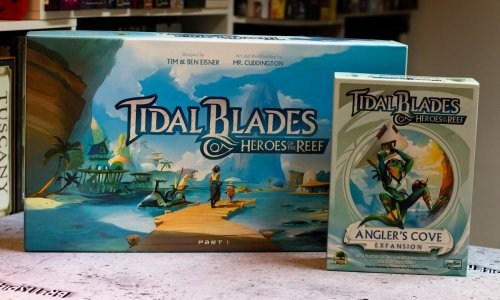 TIDAL BLADES // Bilder der KS-Version